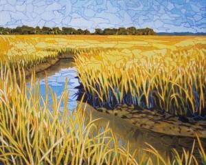 Salt-Marsh-Sunshine