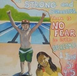 No Fear- Overcome